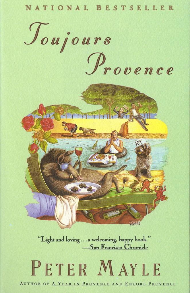 Toujours Provence als Taschenbuch