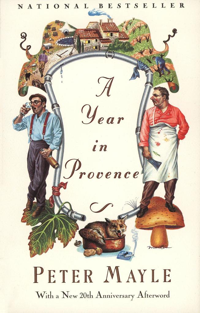 A Year in Provence als Taschenbuch