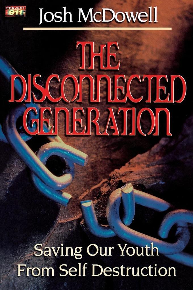 The Disconnected Generation als Taschenbuch