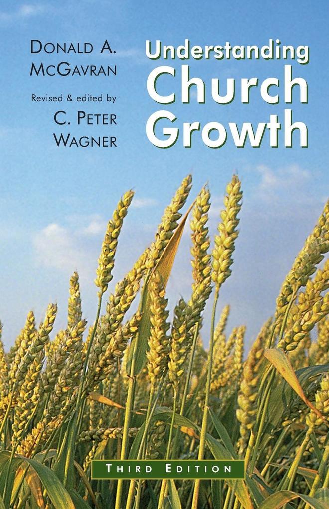 Understanding Church Growth als Taschenbuch