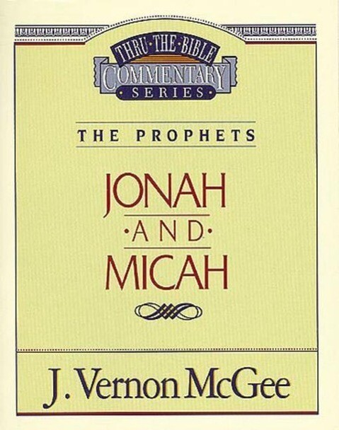 Thru the Bible Vol. 29: The Prophets (Jonah / Micah) als Taschenbuch