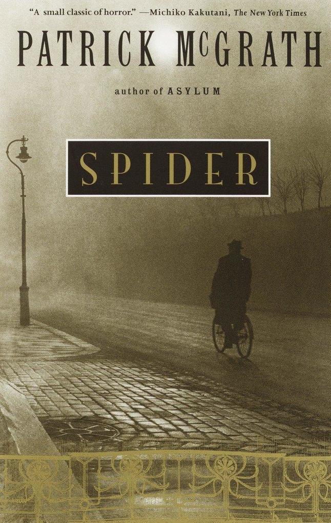 Spider als Buch