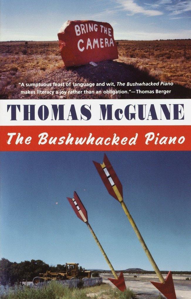 The Bushwhacked Piano als Taschenbuch