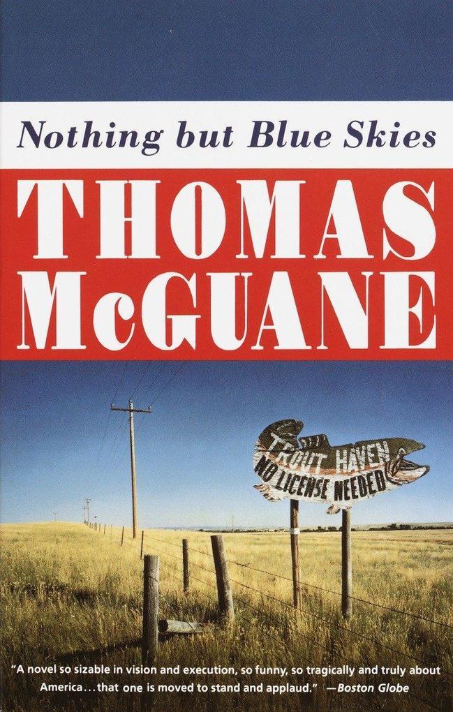 Nothing But Blue Skies als Taschenbuch