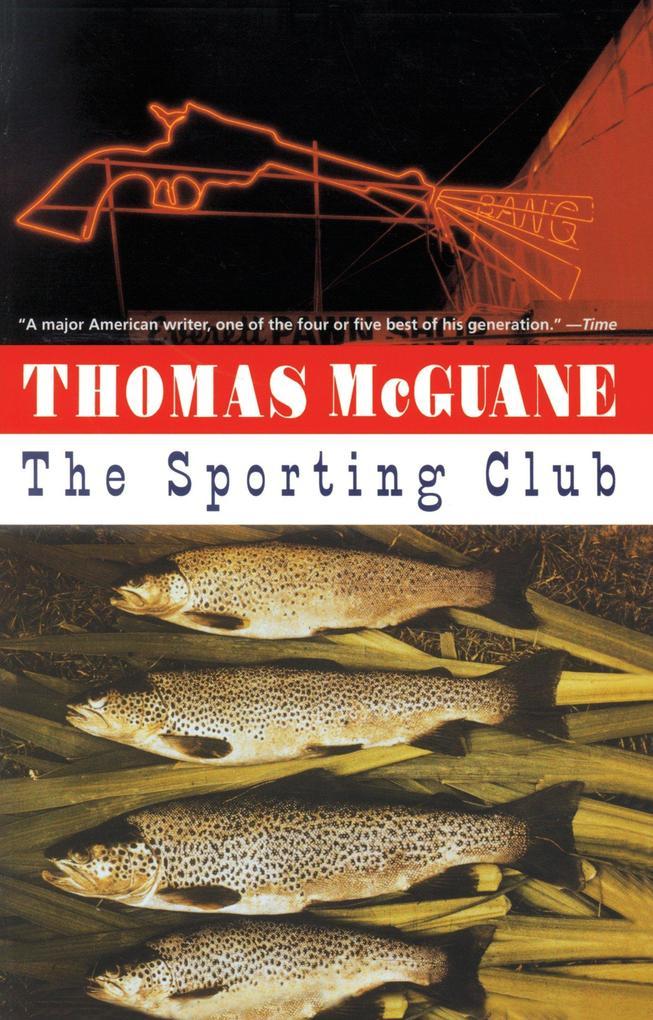 The Sporting Club als Taschenbuch