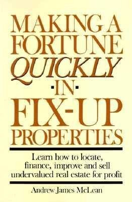 Making a Fortune Quickly in Fix-Up Properties als Taschenbuch