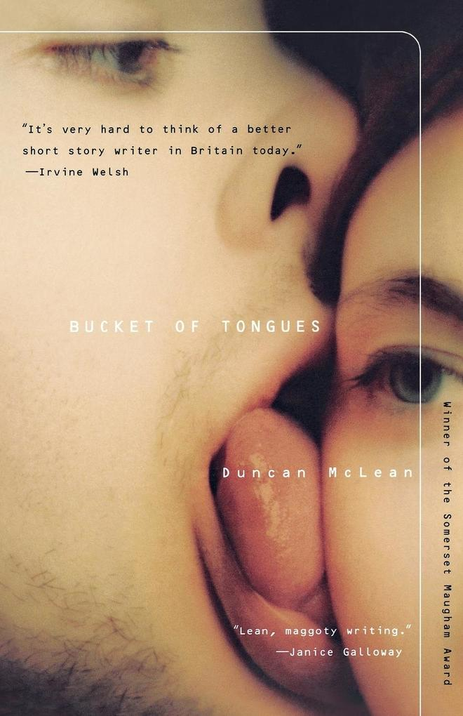 Bucket of Tongues als Taschenbuch