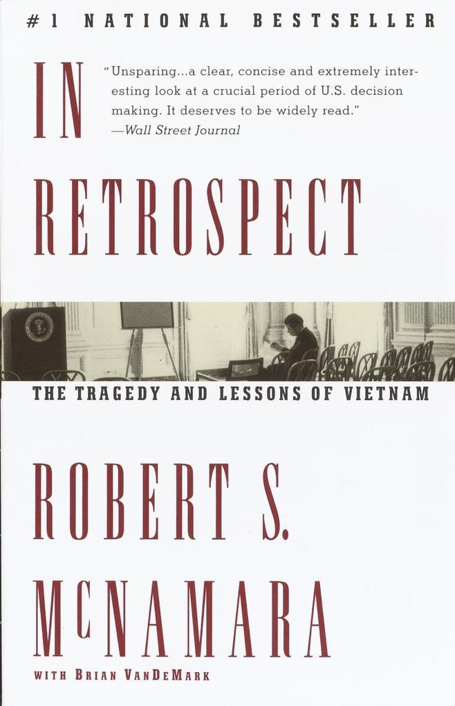 In Retrospect: The Tragedy and Lessons of Vietnam als Taschenbuch