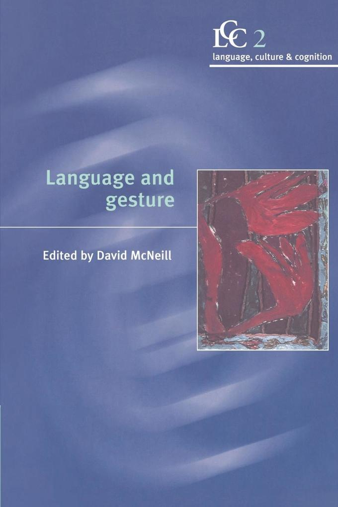 Language and Gesture als Buch