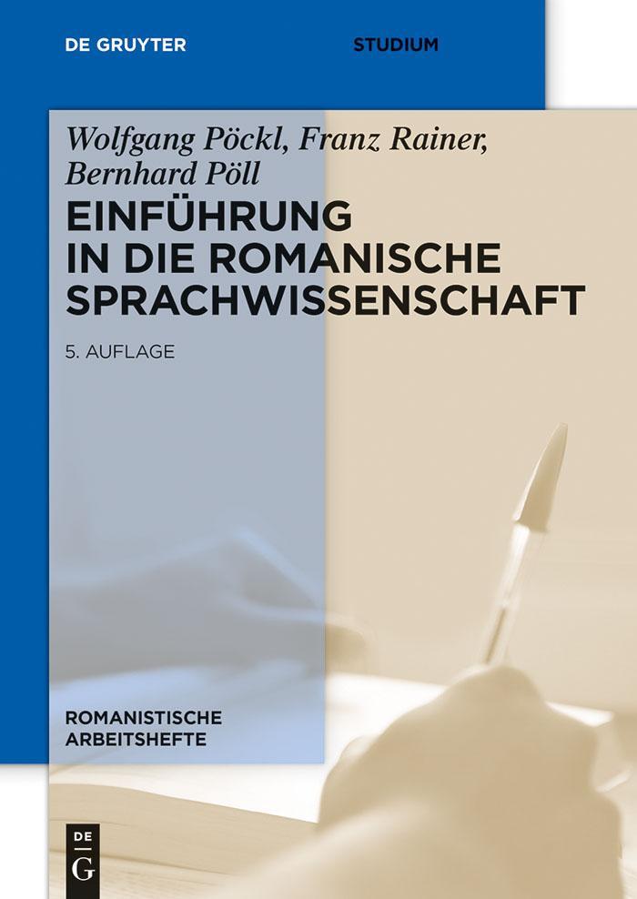 Einführung in die romanische Sprachwissenschaft als eBook