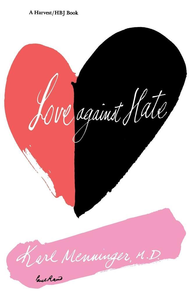 Love Against Hate als Taschenbuch