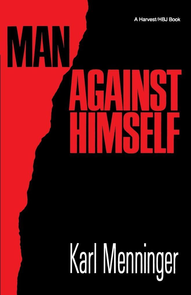 Man Against Himself als Taschenbuch