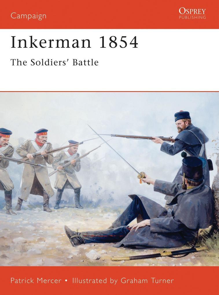 Inkerman, 1854 als Taschenbuch