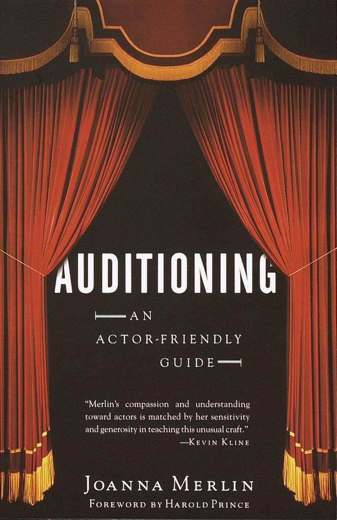 Auditioning: An Actor-Friendly Guide als Taschenbuch