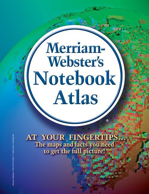 Merriam-Webster's Notebook Atlas als Taschenbuch