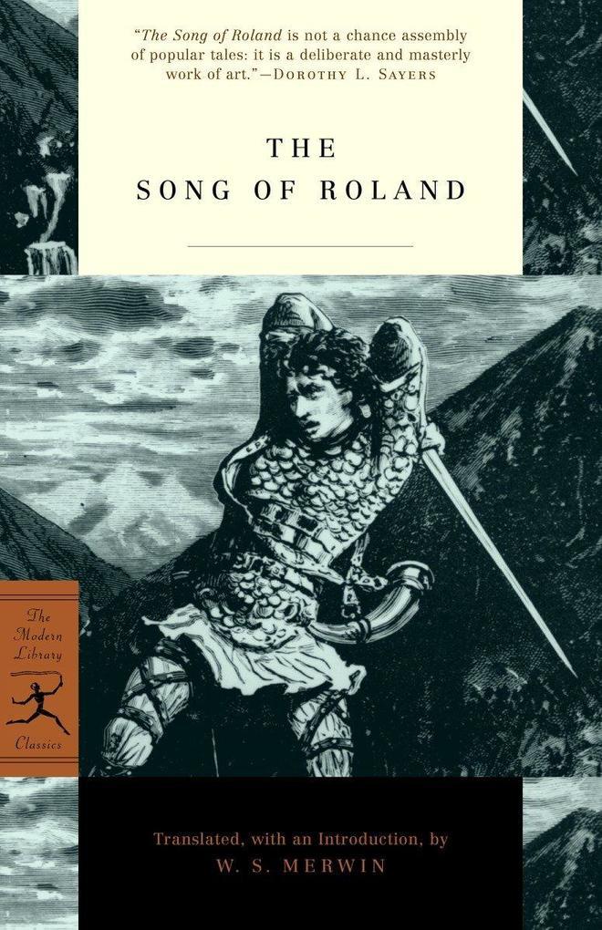The Song of Roland als Taschenbuch