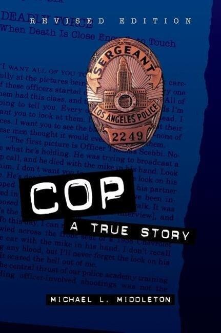 Cop Cop: A True Story a True Story als Taschenbuch