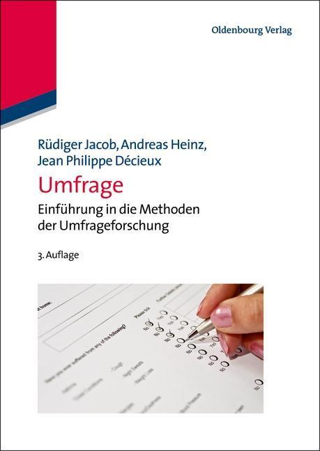Umfrage als Buch von Rüdiger Jacob, Andreas Hei...