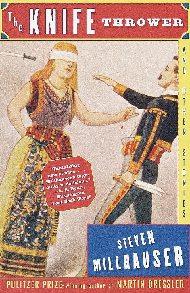 The Knife Thrower: And Other Stories als Taschenbuch