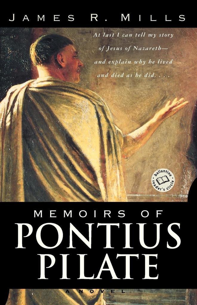 Memoirs of Pontius Pilate als Taschenbuch