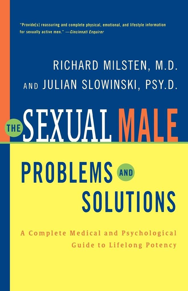 The Sexual Male: Problems and Solutions als Buch