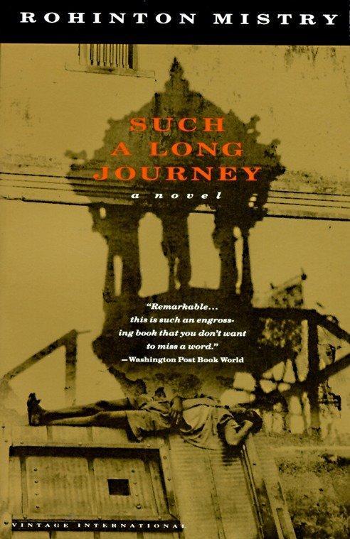 Such a Long Journey als Taschenbuch