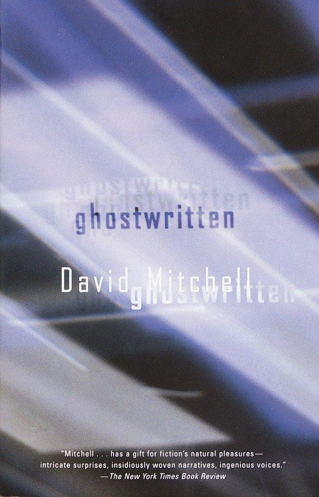 Ghostwritten als Taschenbuch