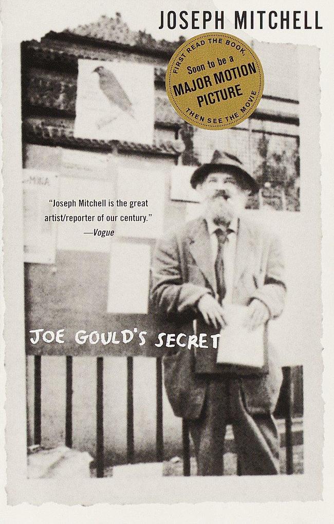 Joe Gould's Secret als Taschenbuch