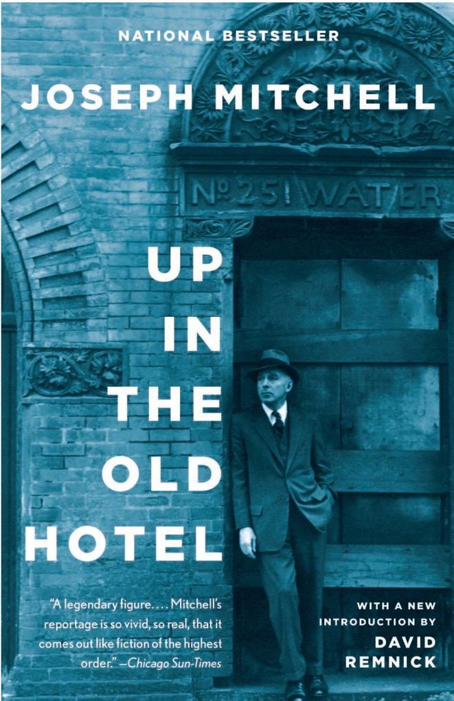 Up in the Old Hotel als Taschenbuch