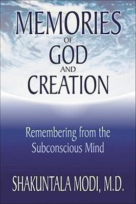 Memories of God and Creation als Taschenbuch