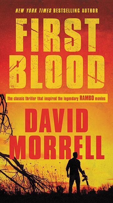 First Blood als Taschenbuch