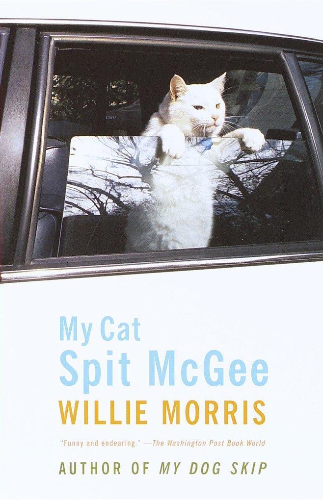 My Cat Spit McGee als Taschenbuch