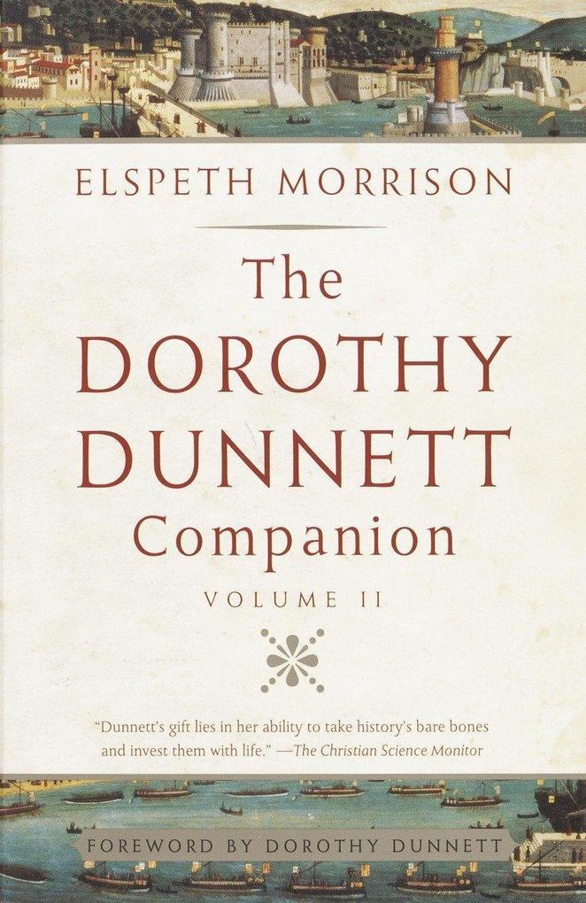 The Dorothy Dunnett Companion: Volume II als Taschenbuch