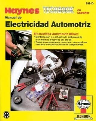 Manual de Electricidad Automotriz als Taschenbuch