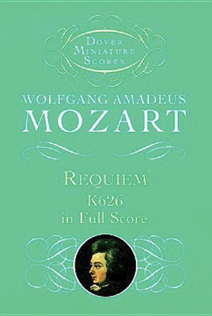 Requiem, K626, in Full Score als Taschenbuch