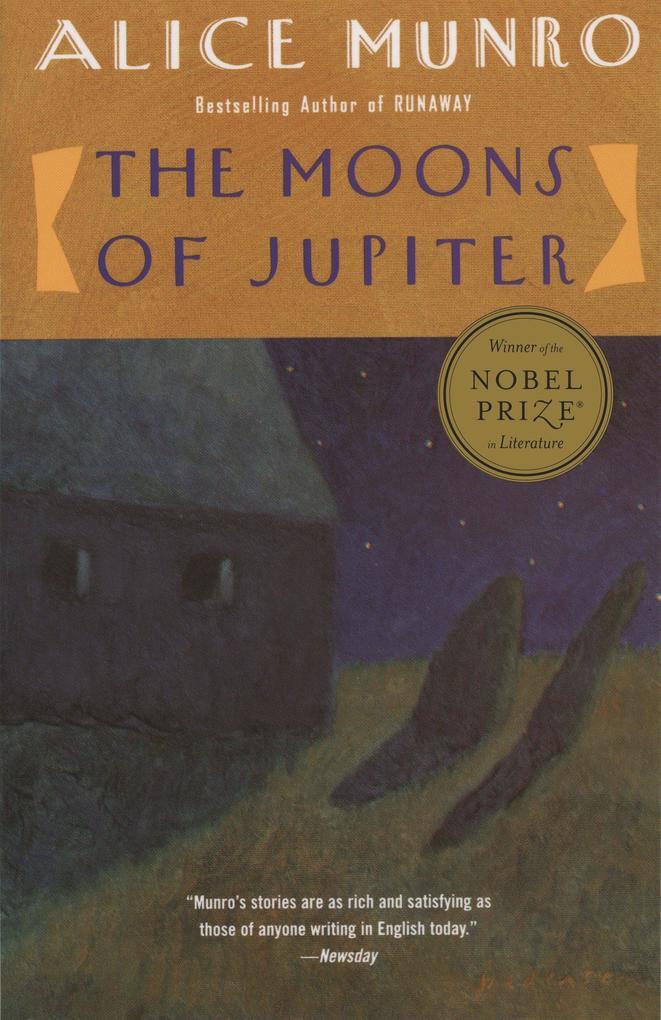 The Moons of Jupiter als Taschenbuch