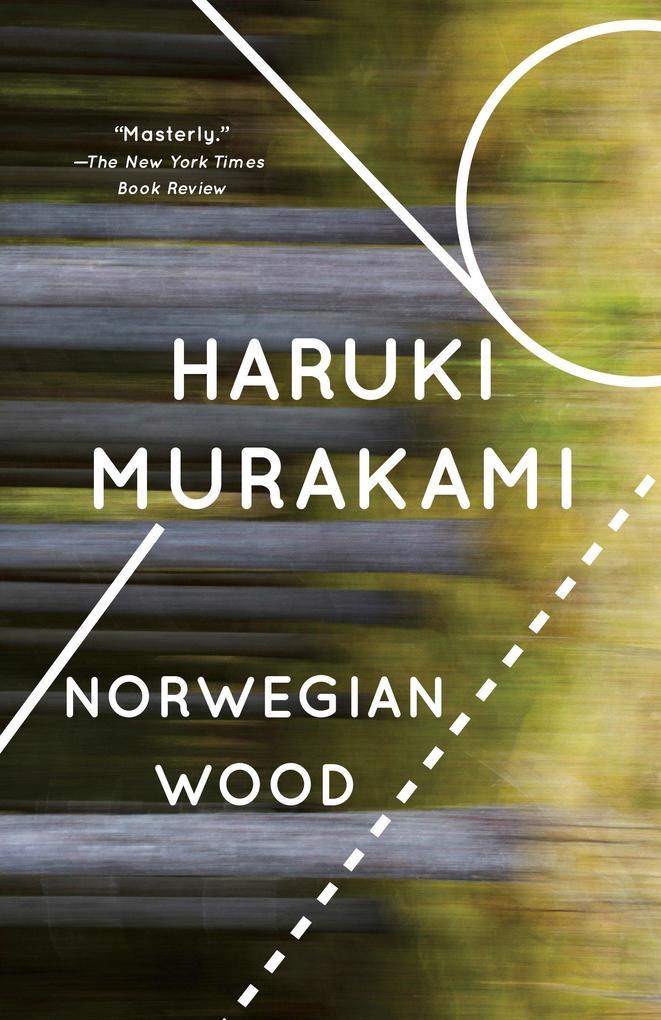 Norwegian Wood als Buch