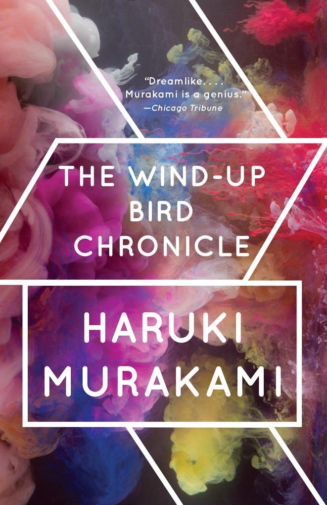 The Wind-Up Bird Chronicle als Buch