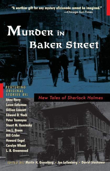 Murder in Baker Street: New Tales of Sherlock Holmes als Taschenbuch