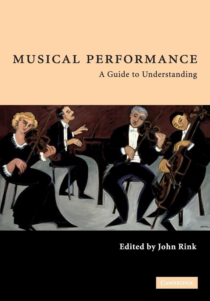 Musical Performance als Buch