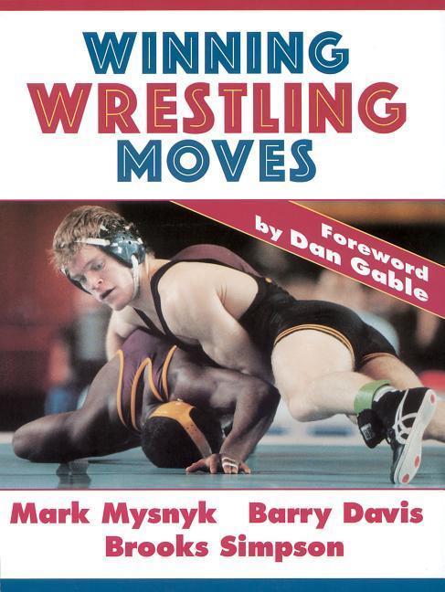 Winning Wrestling Moves als Taschenbuch
