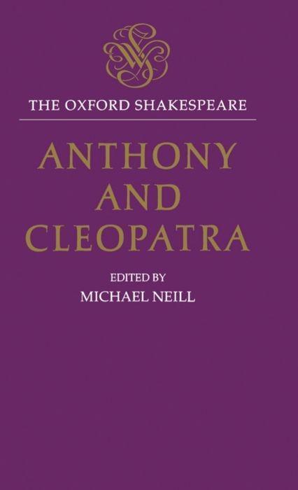 Antony and Cleopatra als Buch