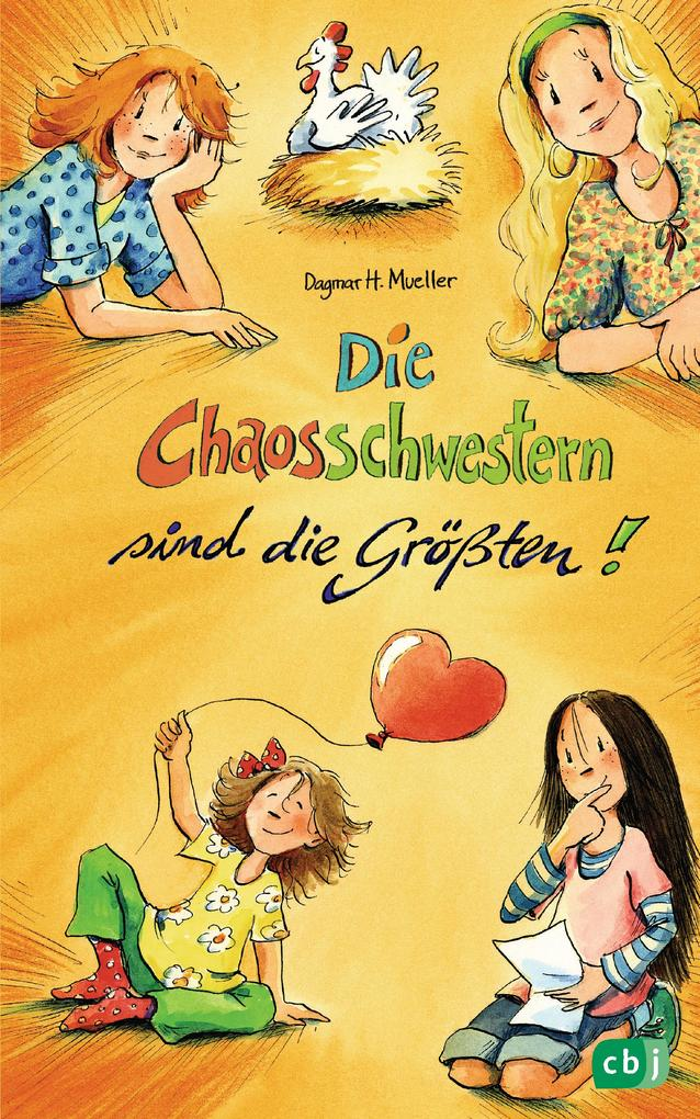 Die Chaosschwestern sind die Größten als eBook von Dagmar H. Mueller
