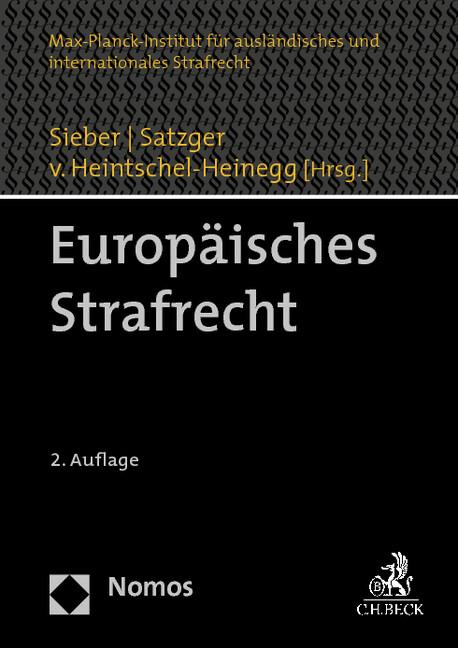 Europäisches Strafrecht als Buch