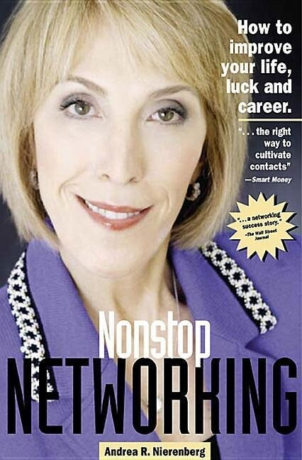 Nonstop Networking: How to Improve Your Life, Luck, and Career als Buch