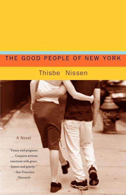 The Good People of New York als Taschenbuch