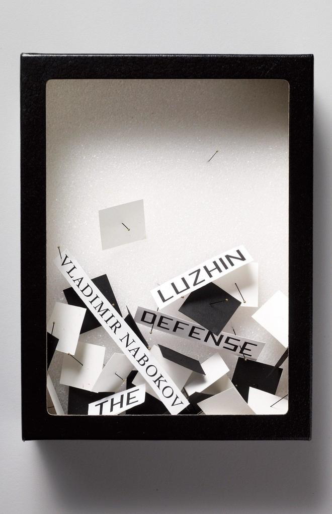 The Luzhin Defense als Taschenbuch