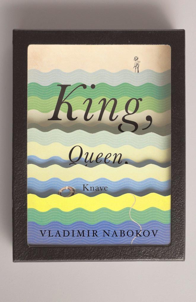 King, Queen, Knave als Taschenbuch