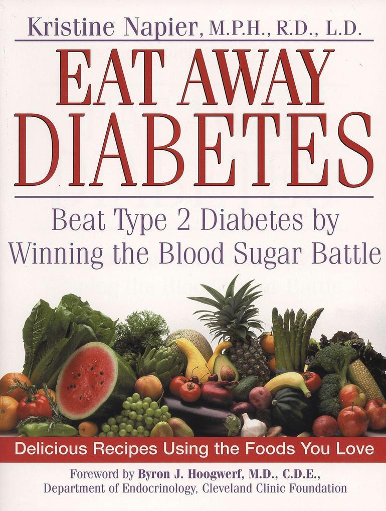 Eat Away Diabetes als Taschenbuch