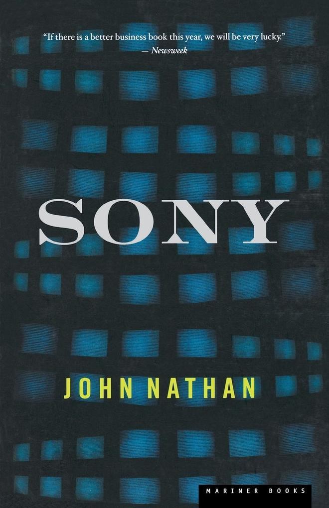Sony als Taschenbuch